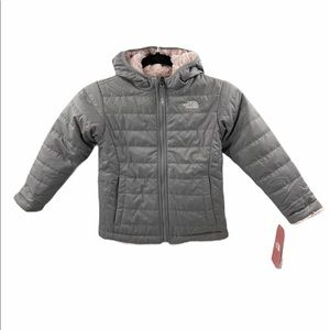 The North Face Mossbud Swirl Reversible Jacket  5T